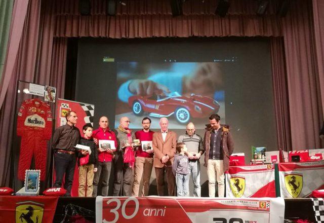 DietroAUnVetro al Concorso Fotografico Internazionale Scuderia Ferrari Rapallo