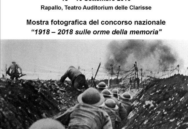 Foto Finaliste Concorso Fotografico Nazionale Citta' di Rapallo 2018