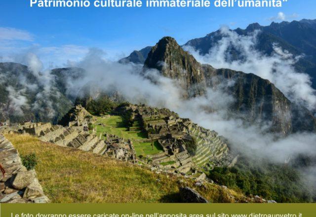 """CONCORSO FOTOGRAFICO """"Il paesaggio terrazzato dei muri in pietra a secco,  patrimonio culturale immateriale dell'umanità"""""""