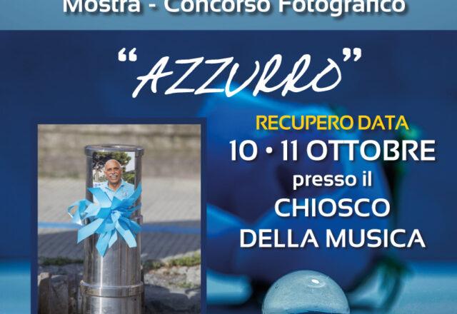 Mostra Fotografica 'Azzurro'